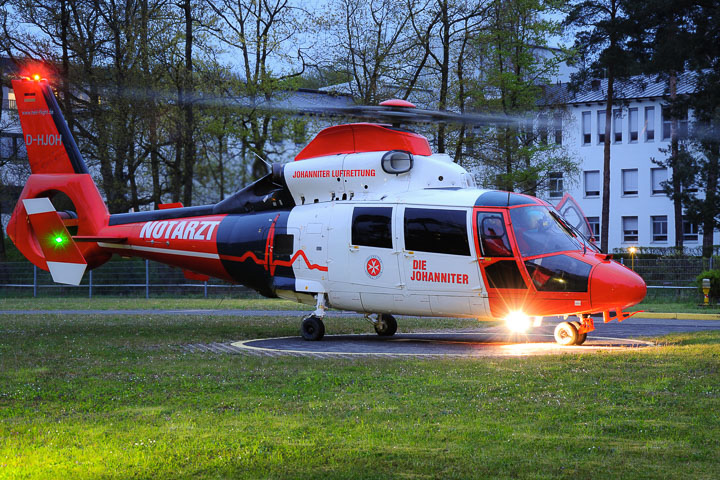 Stationsfoto Air Rescue Nürburgring